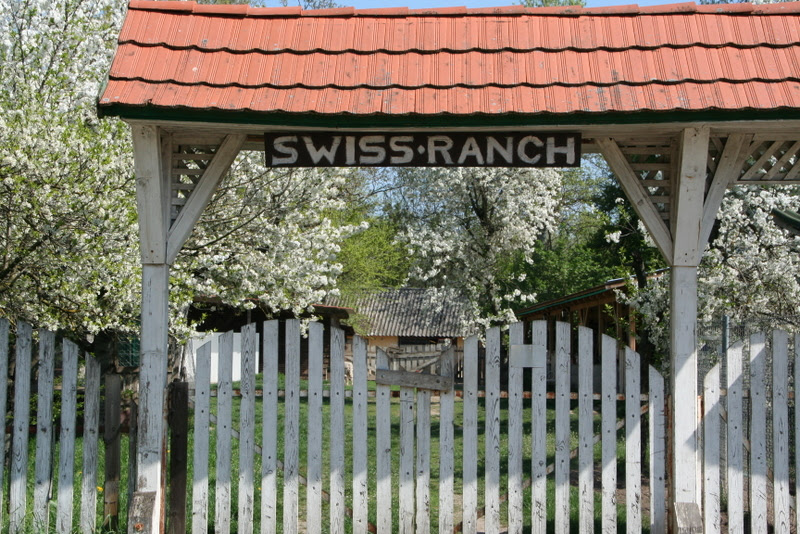 Swiss Ranch in Ungarn